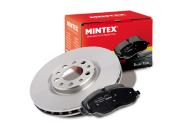 Front Brake Pads from Mintex