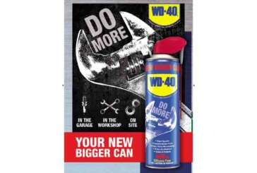 WD-40 Lubricant Spray – 450ml Can