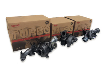 Turbochargers from BTN Turbo