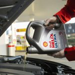 What goes into Shell's Helix Ultra Range?