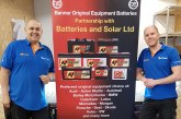 Banner Batteries Partners with Batteries & Solar