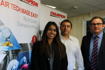 The Parts Alliance To Launch Champion Air Compressors