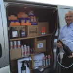 Life on the road with a JLM Sales Rep