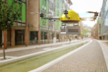 Could you Soon be Delivering Parts by Drone?