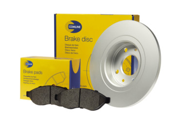 Brake Discs and Pads from Comline