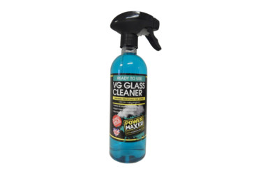 Glass Cleaner from Power Maxed