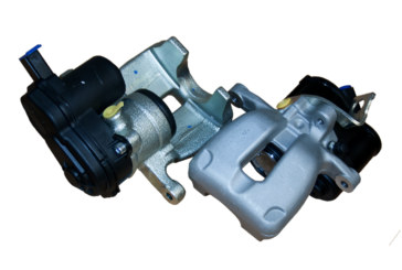 Remanufactured EPB Calipers from Shaftec