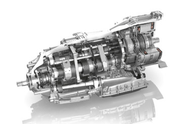 Dual Clutch Transmission from ZF