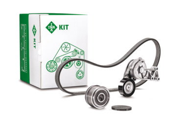 Belt Drive Components from Schaeffler