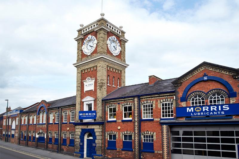 'Shrewsbury is really a Morris town'