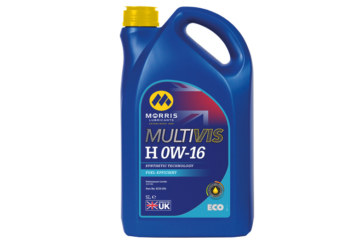 Morris Lubricants Names its Popular Products