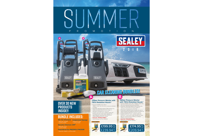 Sealey Summer Promotion