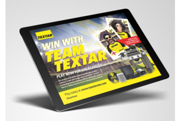 TMD Friction 'Team Textar' Promotion