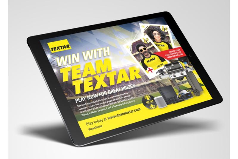 TMD Friction 'Team Textar' Promotion