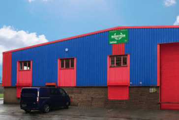 Marathon Opens New Gateshead Warehouse