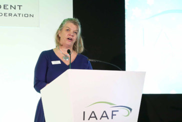 IAAF's Williamson Re-elected To FIGIEFA Board