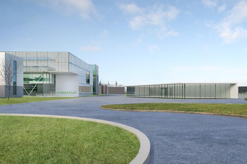 Schaeffler Invests €60m In Automotive OEM Headquarters