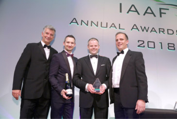 "IAAF Annual Awards Dinner ""Largest Event in Years"""