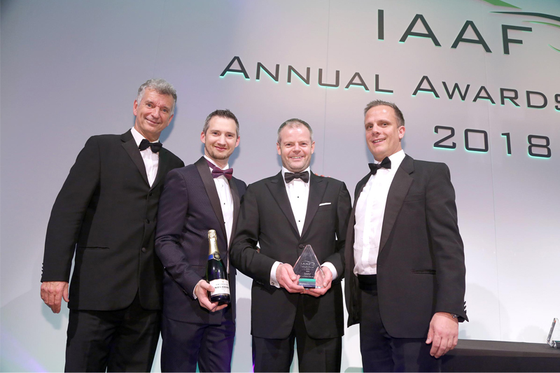 """IAAF Annual Awards Dinner """"Largest Event in Years"""""""