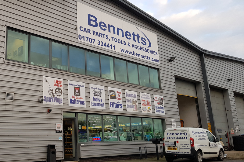 Back to Bennetts