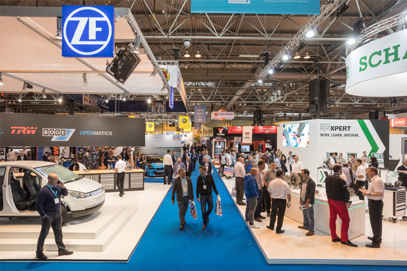 Automechanika Birmingham 2019 off to Record Start