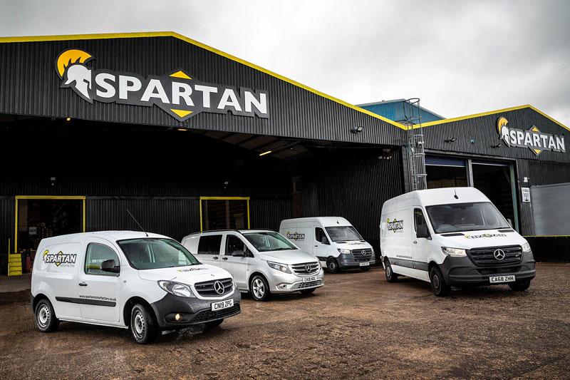 Spartan Motor Factors boosts fleet