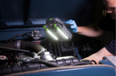 Sealey: Rechargeable folding inspection lamp