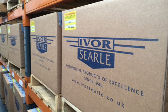 Ivor Searle launches rewards scheme for motor factors