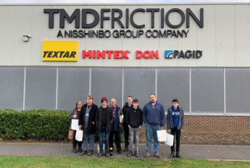 TMD Friction opens factory doors to students