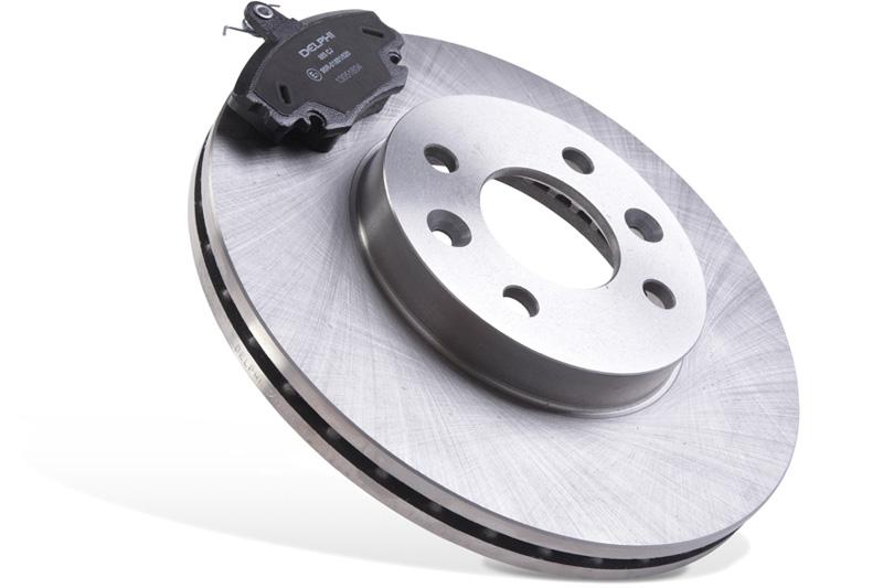 Delphi brakes