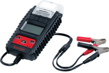 Banner Batteries launches battery tester