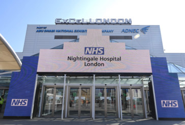 GS Yuasa provides power for NHS Nightingale hospitals