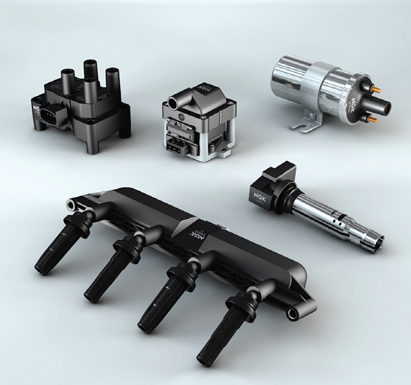 NGK Spark Plugs shines a light on ignition coils