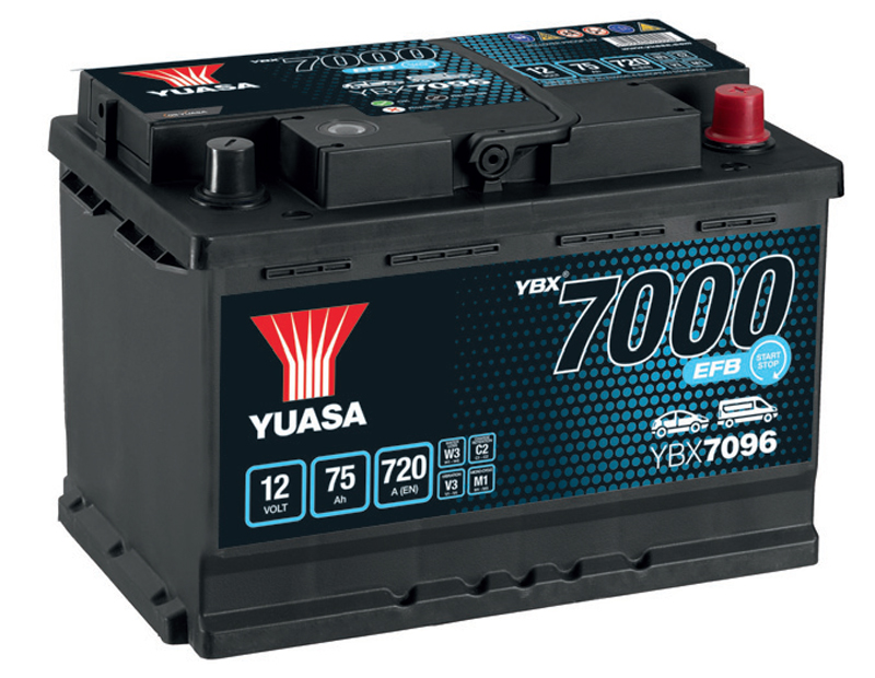 Yuasa discusses battery technology