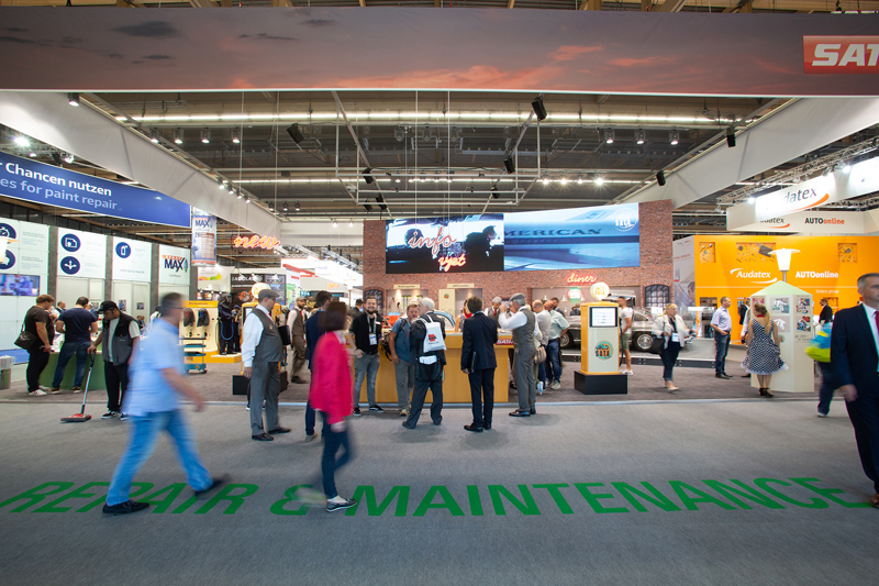 Messe Frankfurt announces postponement of Automechankia