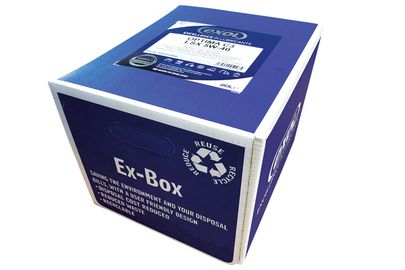 Exol Lubricants launches packaging solution