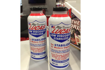 Lucas Oil introduces engine oil additive