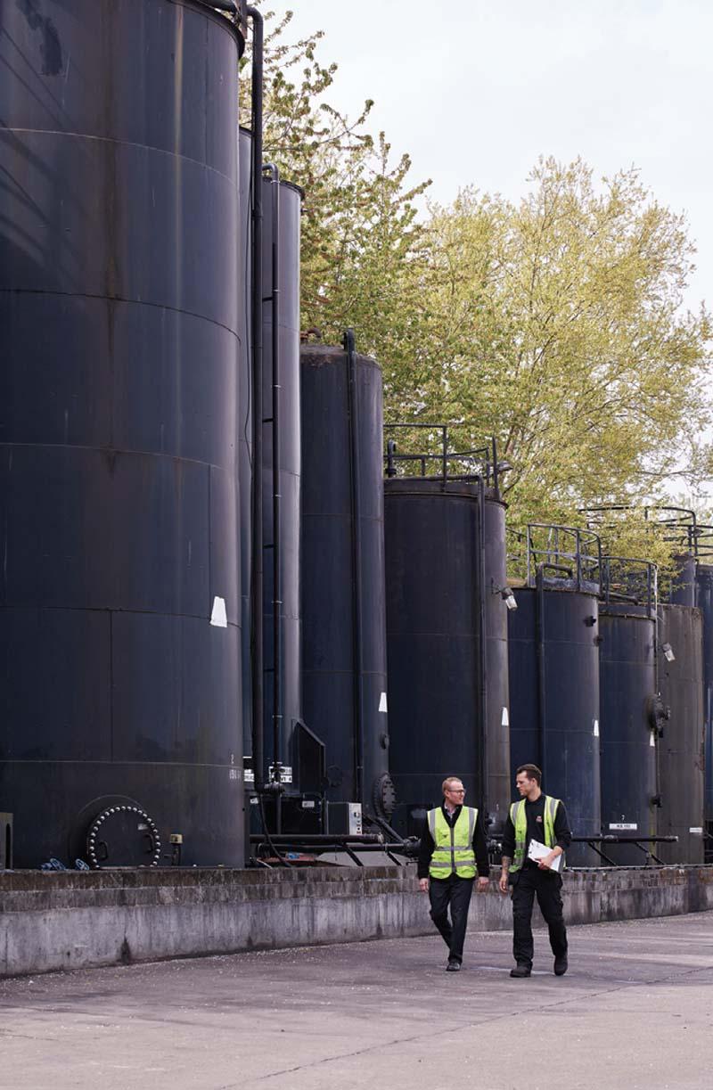 Millers Oils considers oil blenders environmental impact