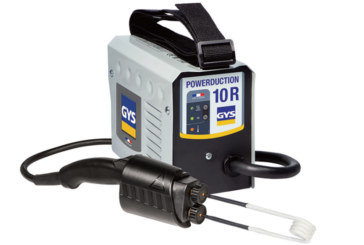 GYS adds to induction heater range