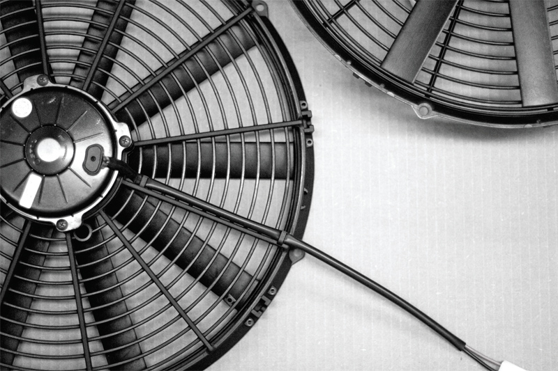 SPALAutomotive argues against cheap axial fans