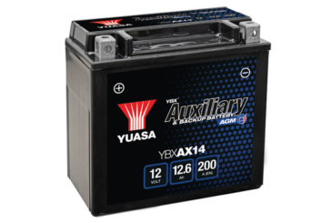GS Yuasa launches branded AGM auxiliary battery