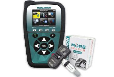 Mobiletron introduces TPMS PT47 tool