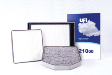 UFI updates EMEA Aftermarket catalogue