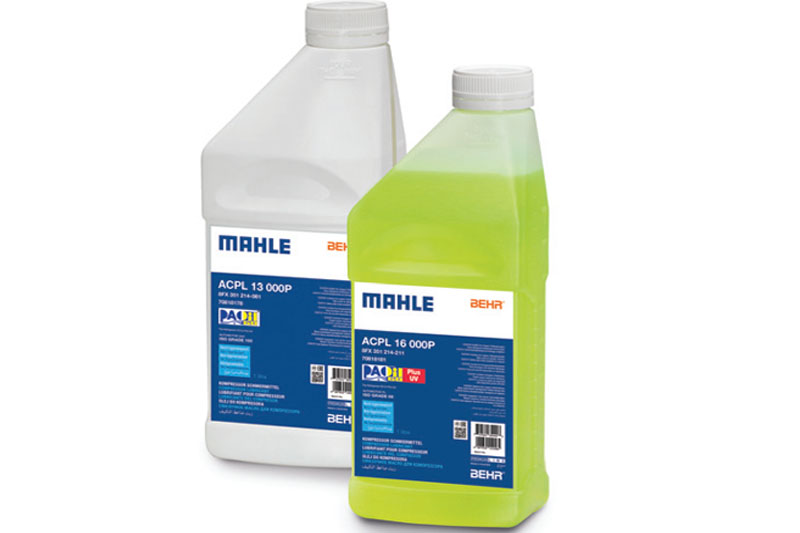 Mahle aims to deliver with PAO 68 oil