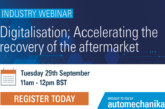 Automechanika reveals details of webinar session