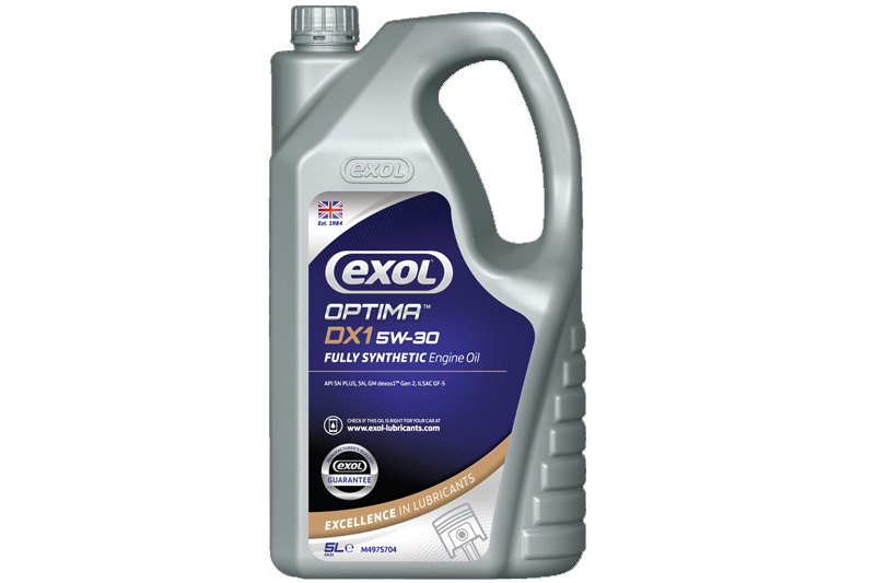 Exol meets latest engine oil performance standard