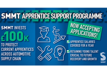 SMMT launches Apprentice Support Programme