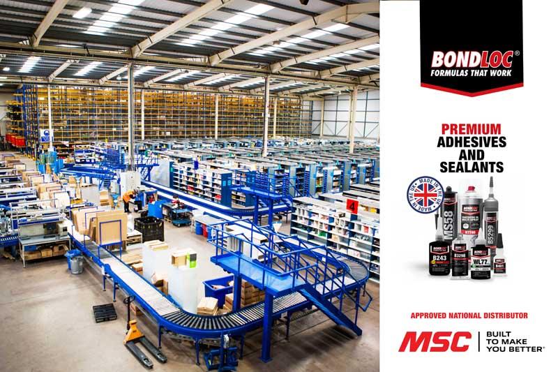 Bondloc announces partnership with MSC