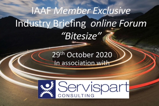 IAAF shares details of next Industry Briefing