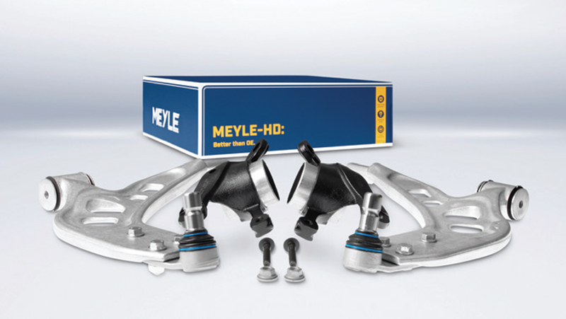Meyle outlines control arm offering
